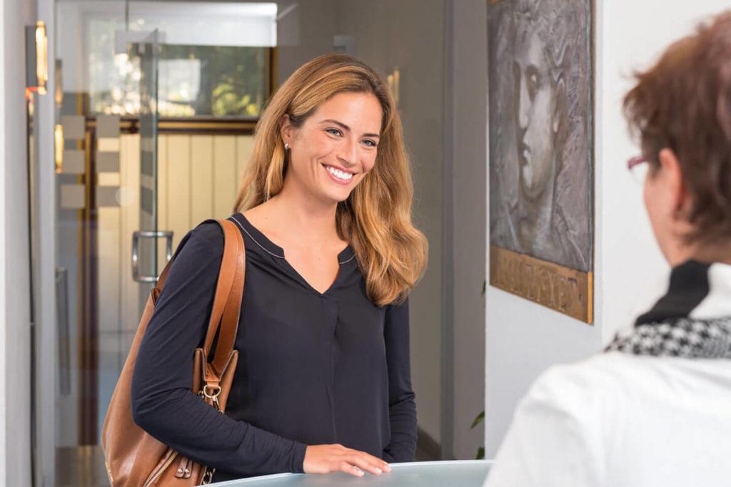 Wilkommen in der Zahnarztpraxis Zahnmedizin am Siegestor